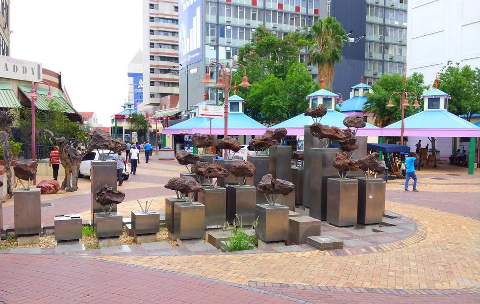 namibia capital city windhoek