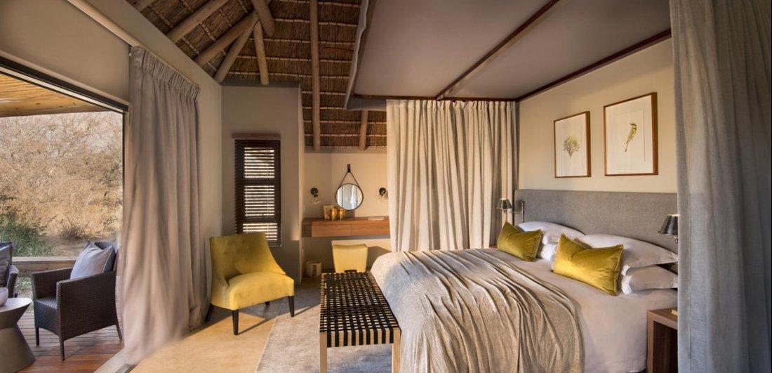Rockfig safari lodge timbavati south africa bedroom