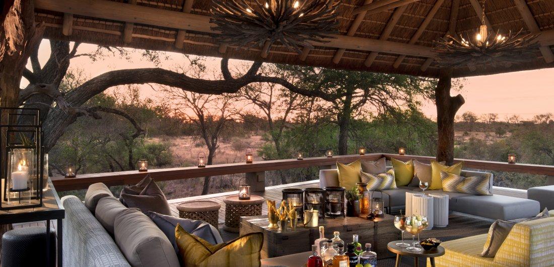 Rockfig safari lodge timbavati south africa deck