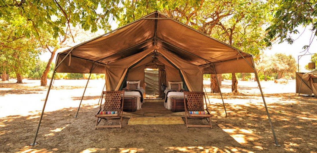 zambezi lifestyles camp luxury zimbabwe accommodation