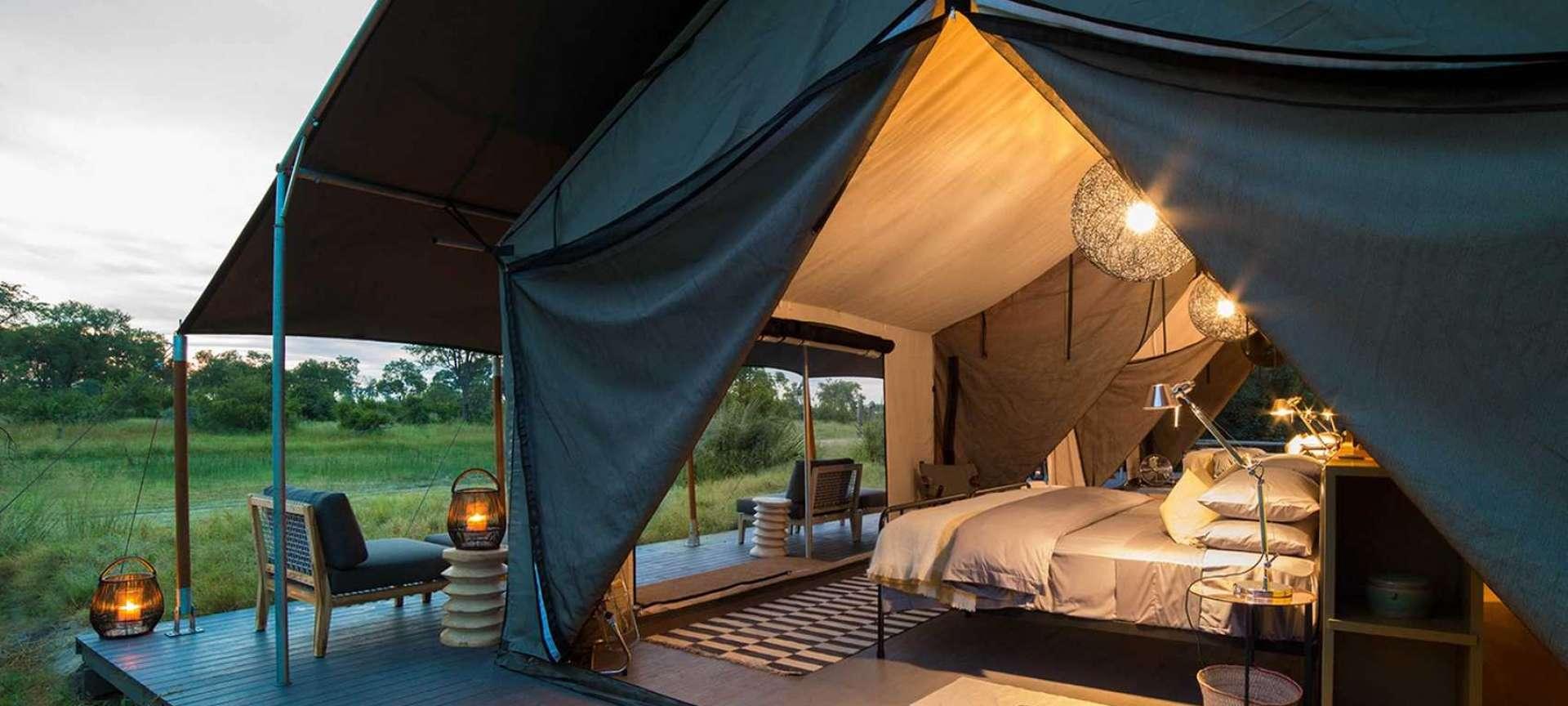 Mobile camping safaris in Africa - Africa Wildlife Safaris