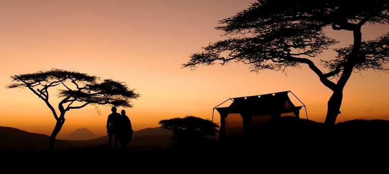Mobile camping safaris in Africa