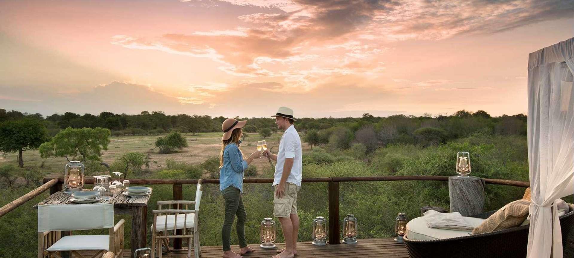Honeymoons in Africa - Africa Wildlife Safaris