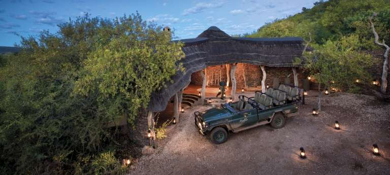 Malaria-free safaris in Africa