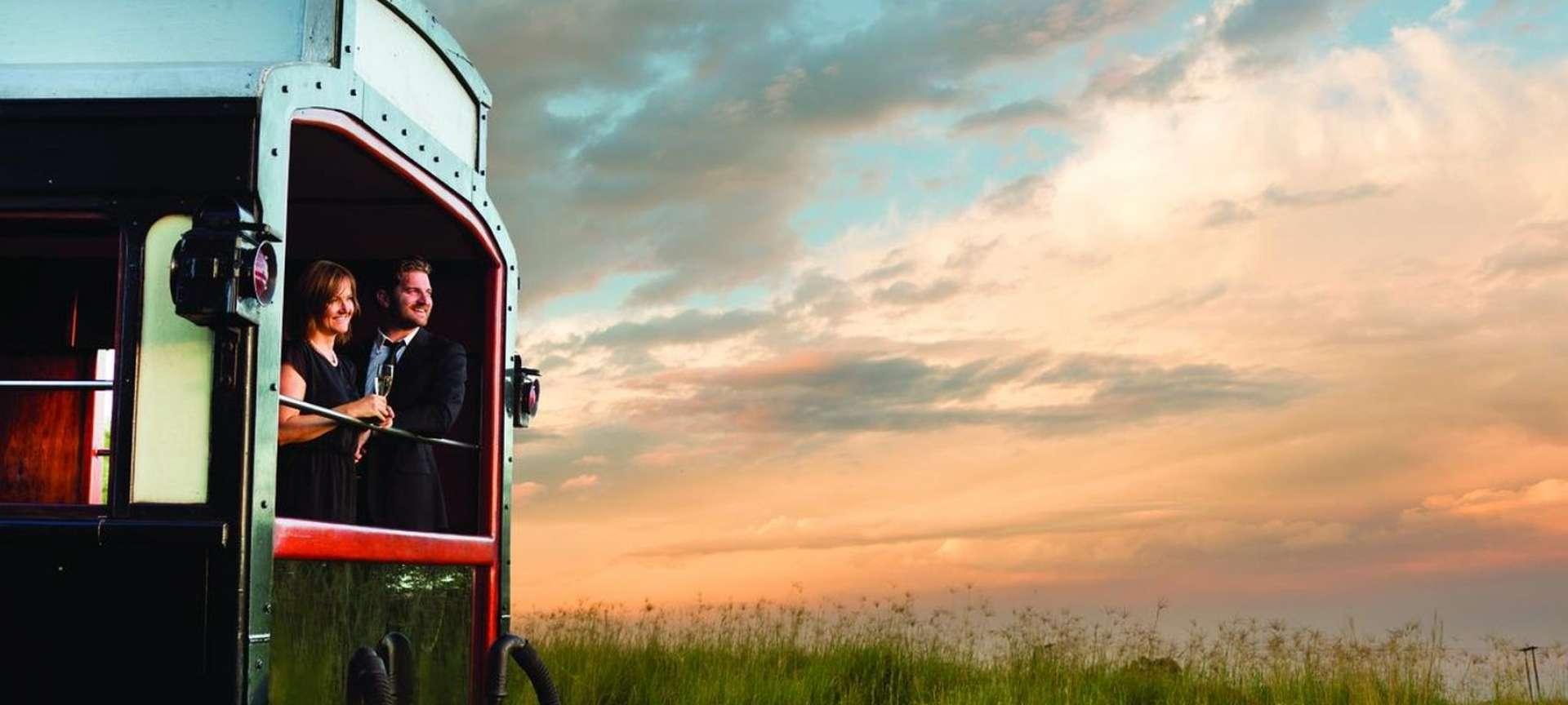 Rail safaris and luxury train travel in Africa - Africa Wildlife Safaris