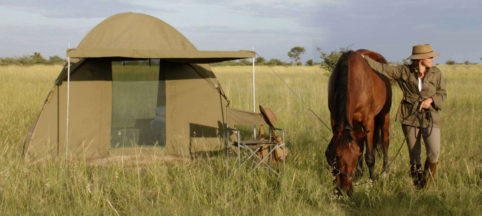 Horseback safaris in South Africa - Africa Wildlife Safaris