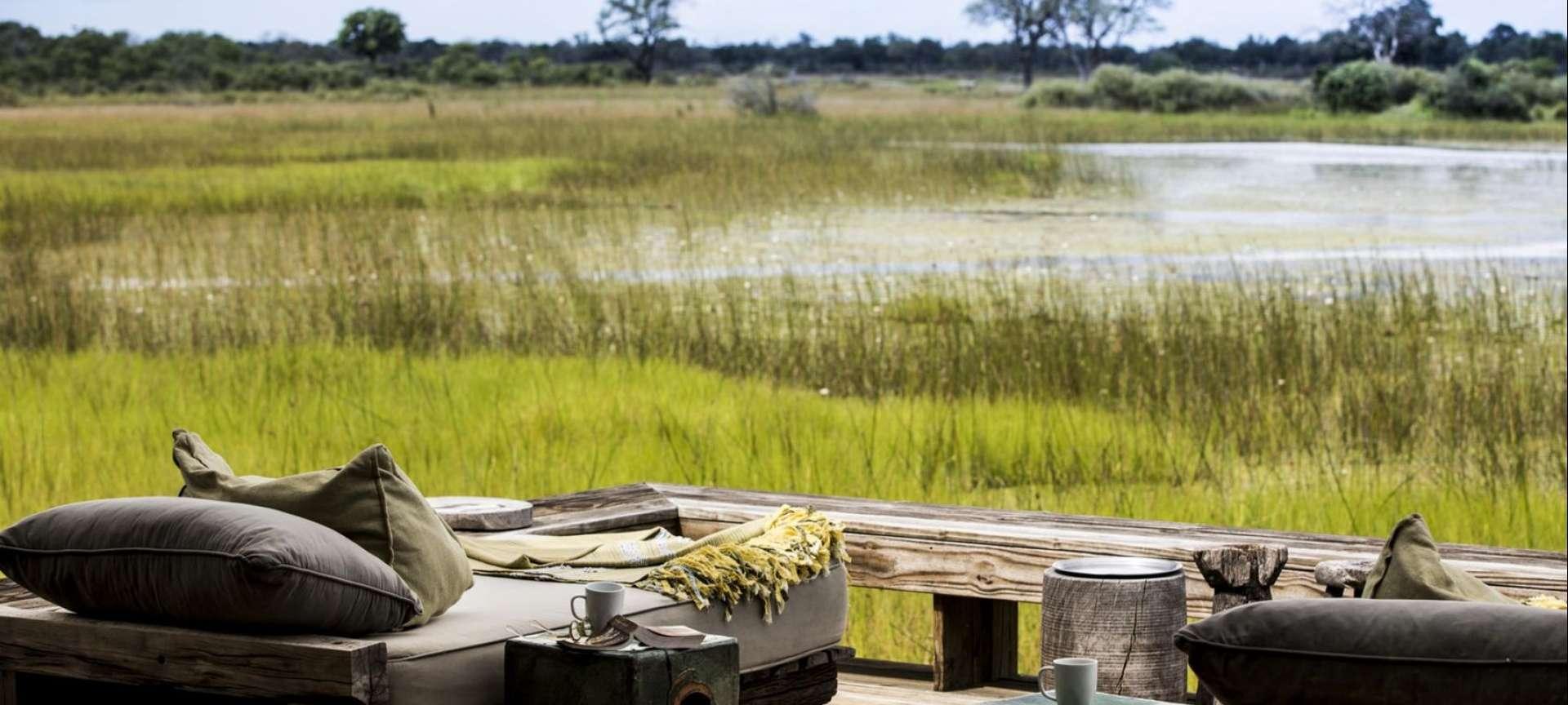 Luxury safaris in Botswana - Africa Wildlife Safaris