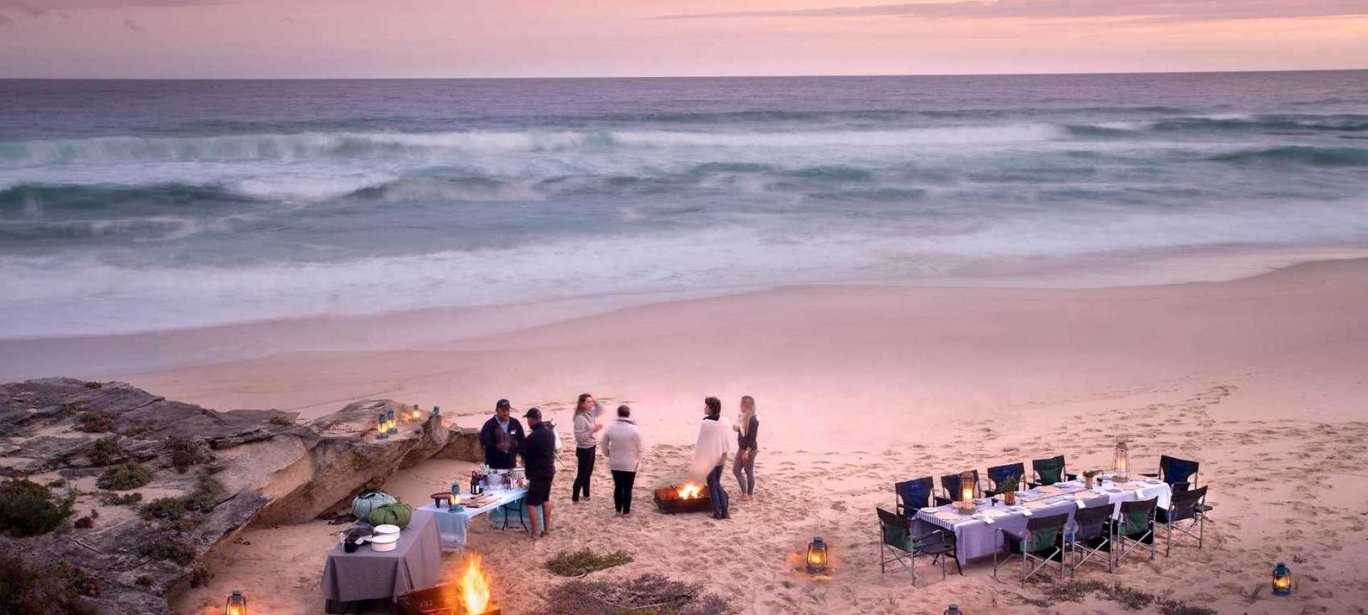 Beach holidays in South Africa - Africa Wildlife Safaris