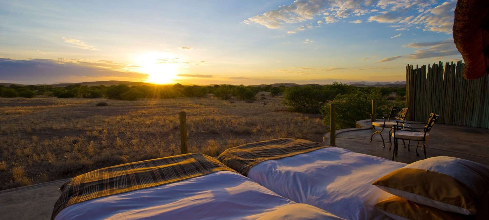 Luxury safaris in Namibia - Africa Wildlife Safaris