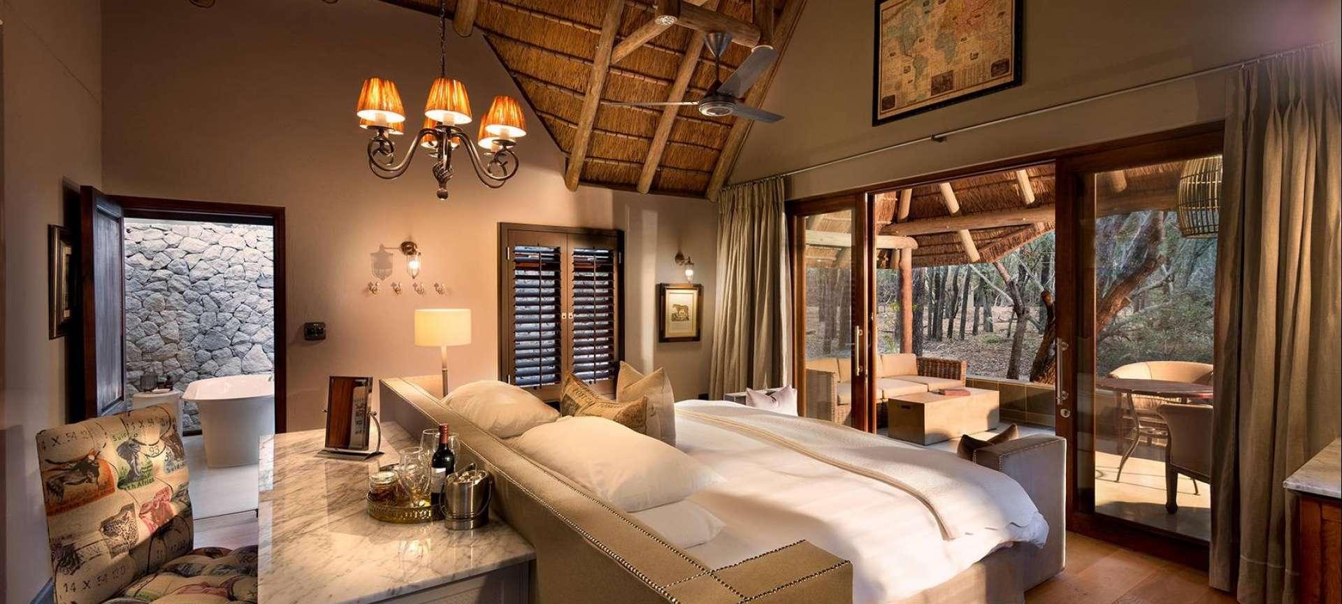 Luxury safari in the Kruger National Park - Africa Wildlife Safaris