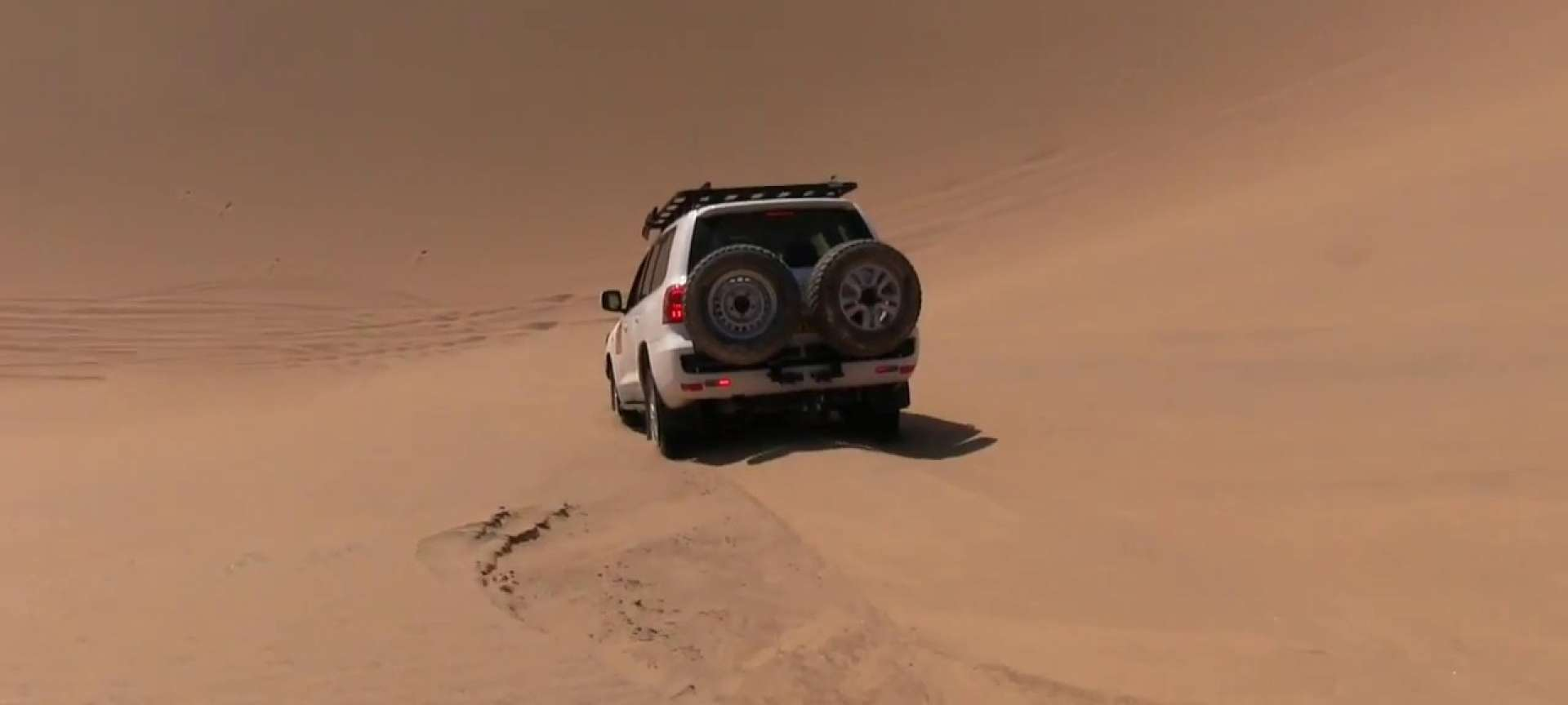 Dune driving costs are relatively inexpensive