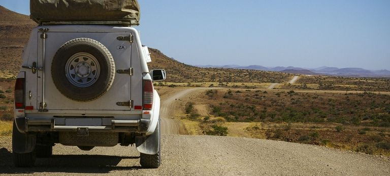 Northern Namibia Self-Drive Camping Adventure