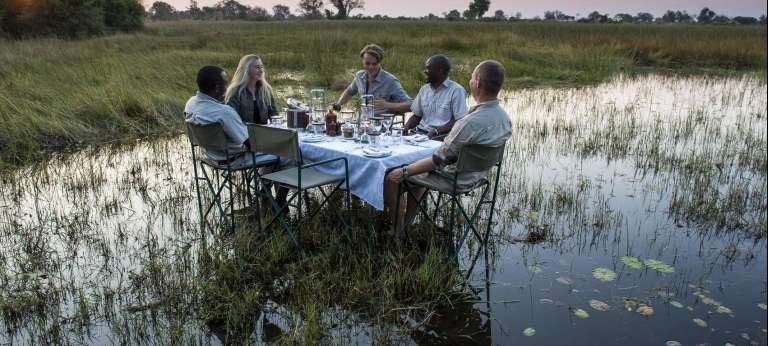 | Affordable Okavango Delta, Chobe and Victoria Falls Journey (8 days)