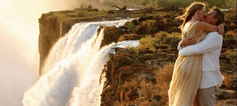 Romantic view | Deluxe Honeymoon Safari in Cape Town, Kruger and Victoria Falls (10 days)