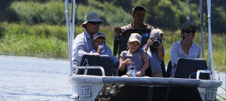 Exciting Family Safari in Botswana and Namibia (11 days) - Africa Wildlife Safaris