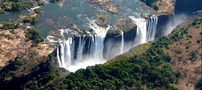 Victoria Falls | Grand Zambia Wildlife Safari (9 days)