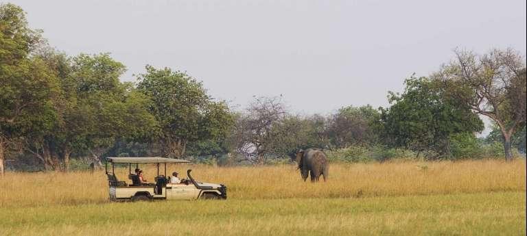 | Botswana Okavango Delta safari adventure