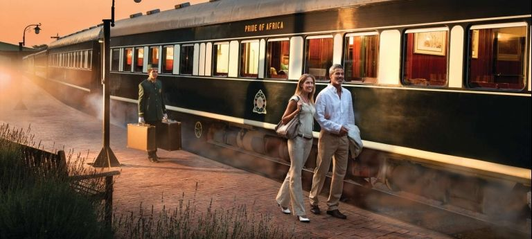 | Two weeks in South Africa - a luxury rail safari