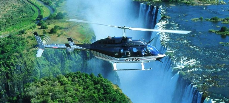 Luxury Safari in Botswana and Victoria Falls (7 days)