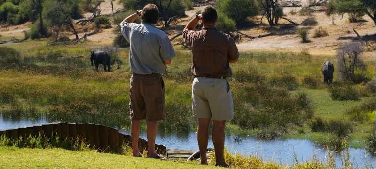riverbanks botswana