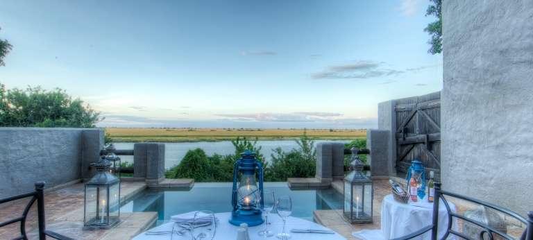 Chobe Safari Lodge | Botswana luxury Safari