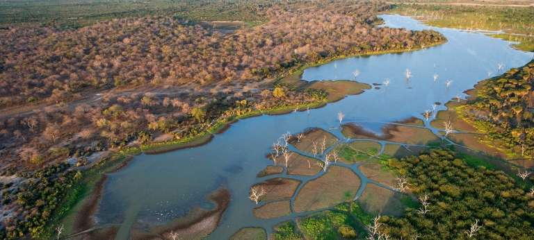 | 6-day Okavango Delta and Victoria Falls Water and Wilderness Combo