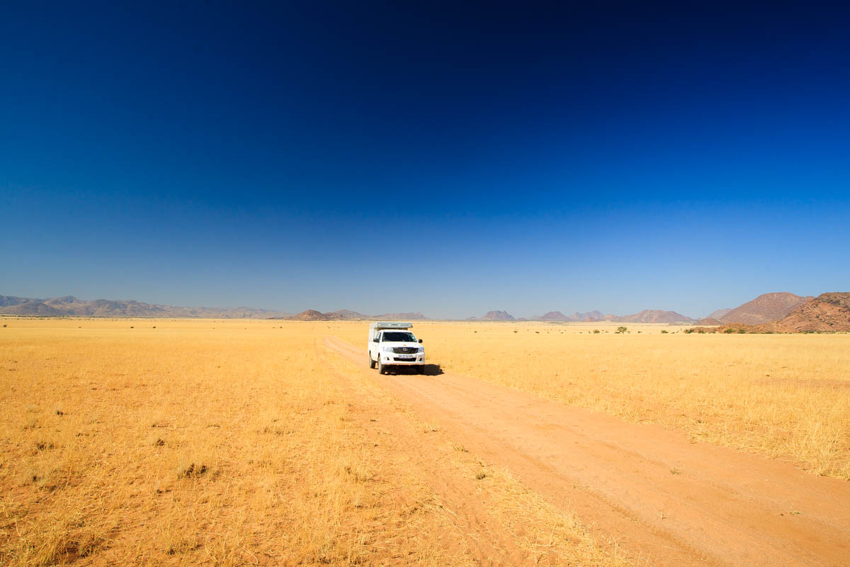 Best of Namibia, Botswana & Victoria Falls Guided Self-Drive Safari