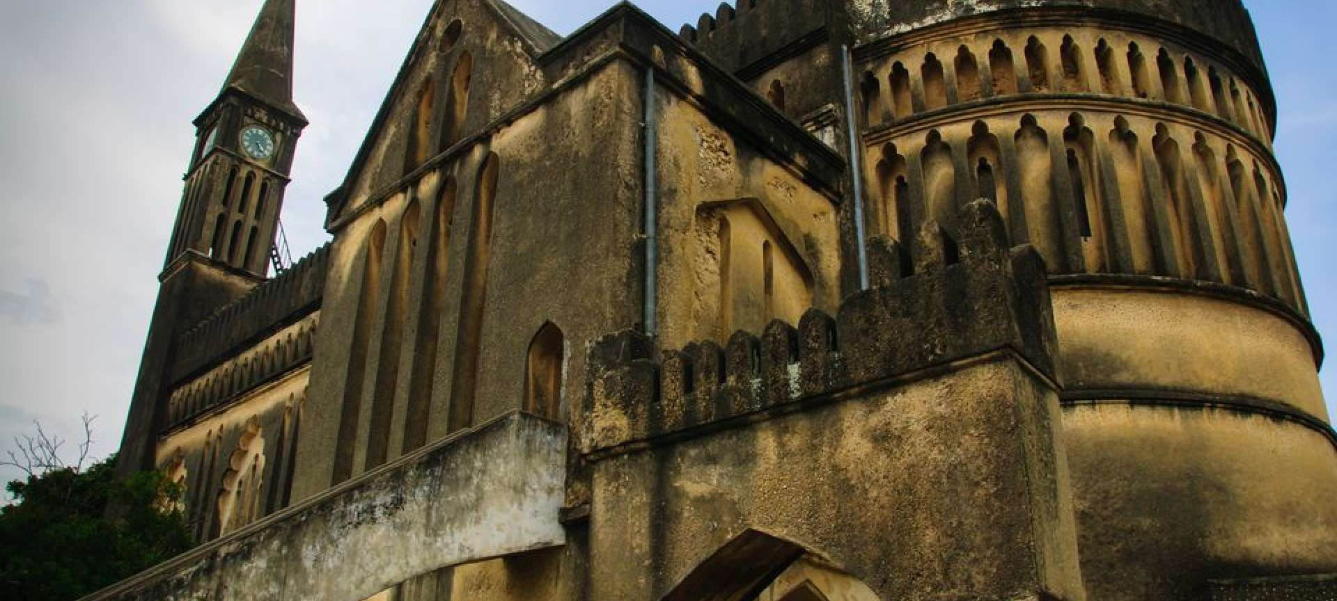 Stone Town - Africa Wildlife Safaris