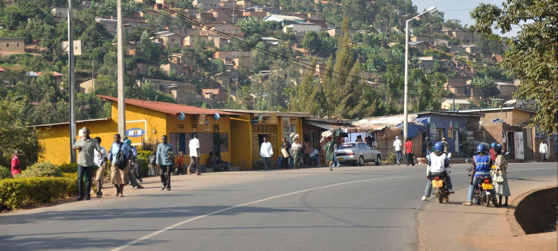 Kigali - Africa Wildlife Safaris