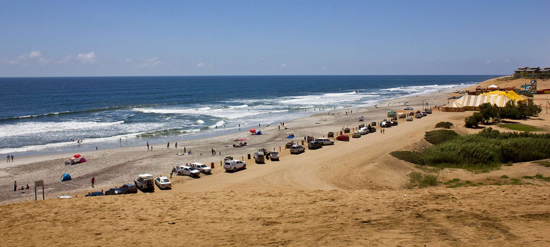 Henties Bay - Africa Wildlife Safaris