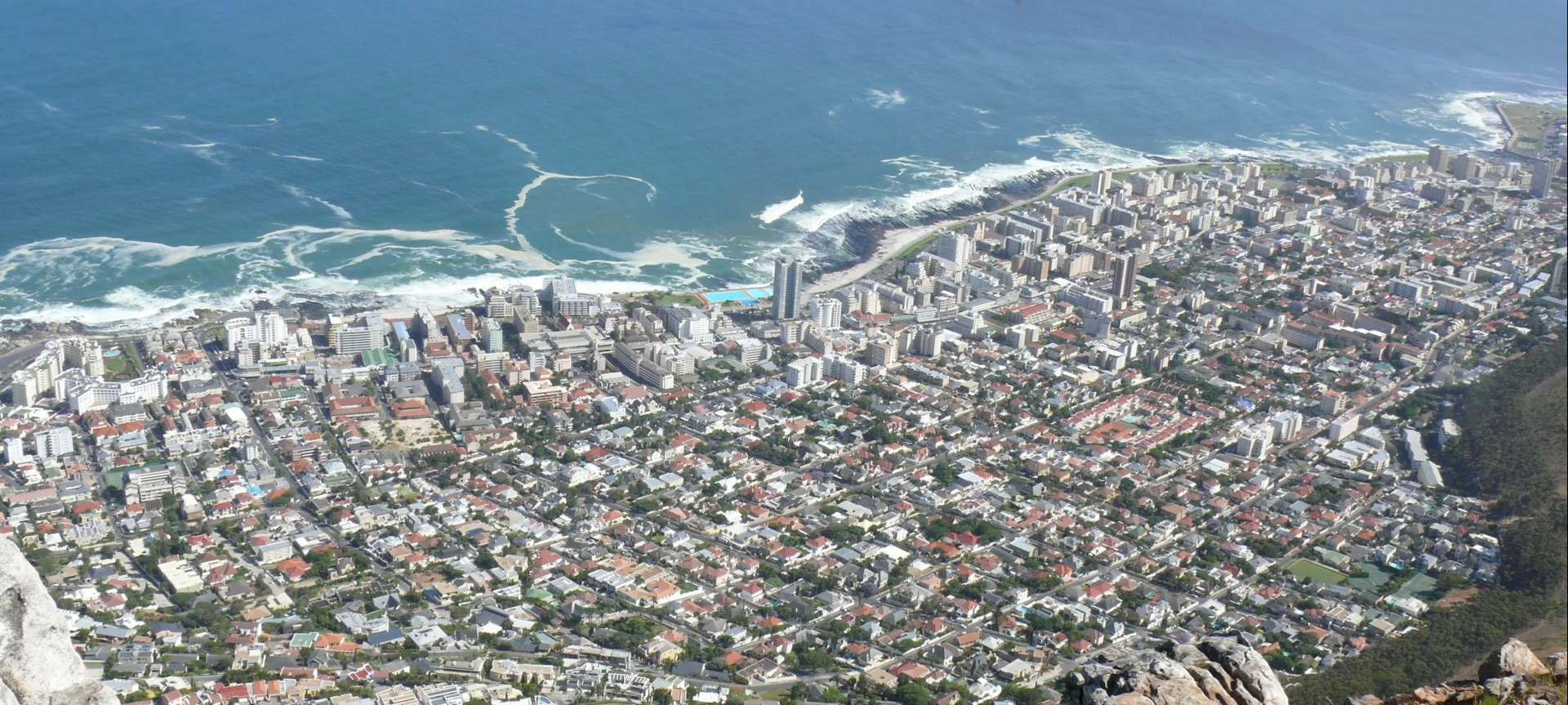 Sea Point - Africa Wildlife Safaris