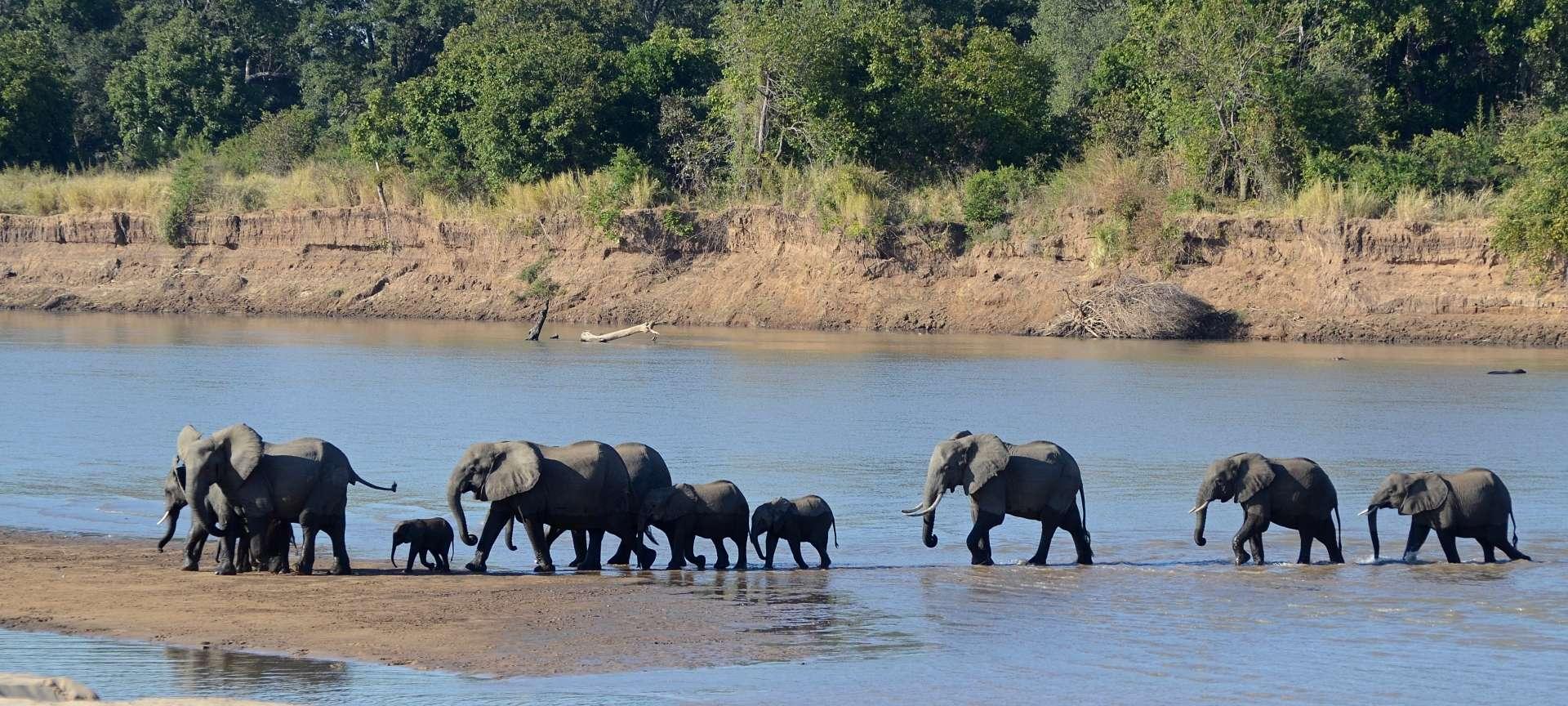 Mosi-oa-Tunya National Park - Africa Wildlife Safaris