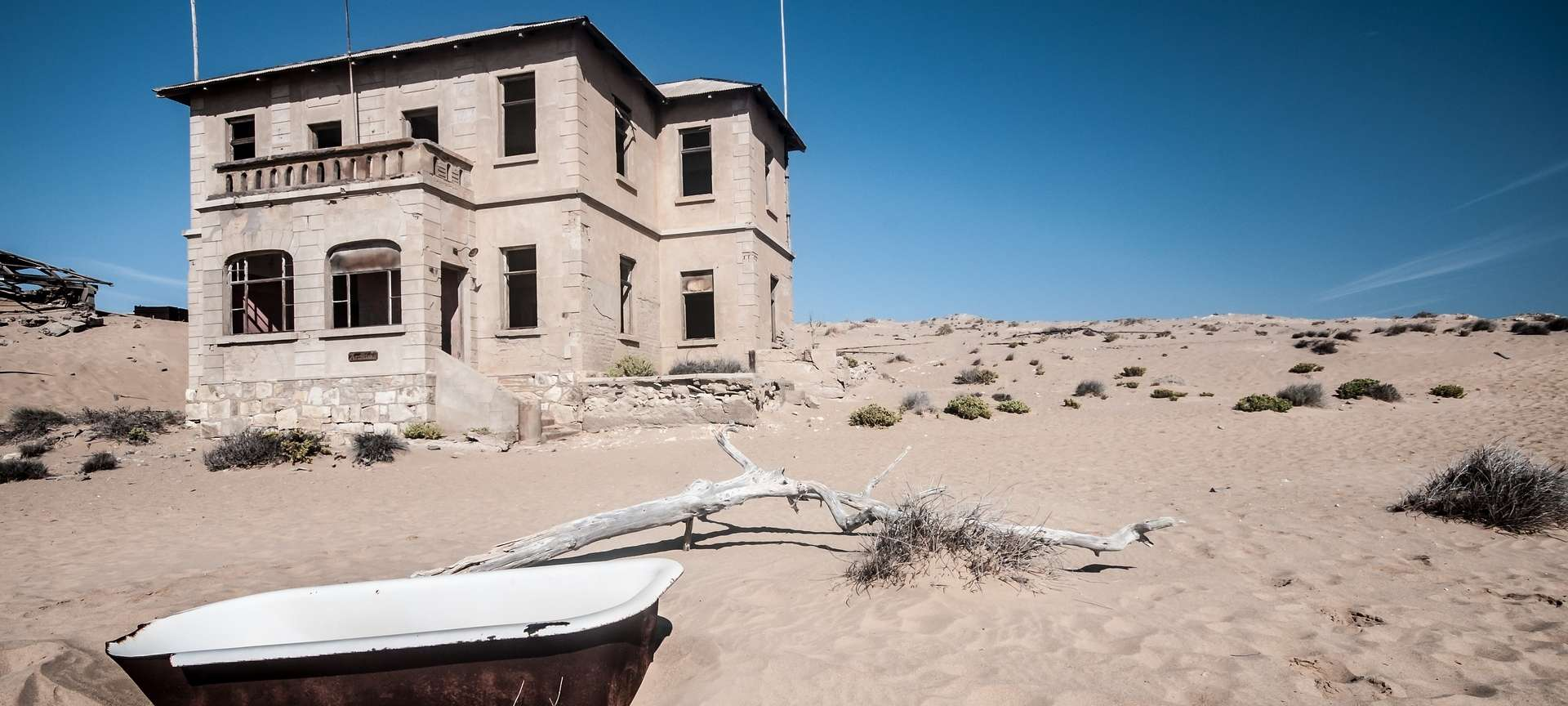 Kolmanskop - Africa Wildlife Safaris