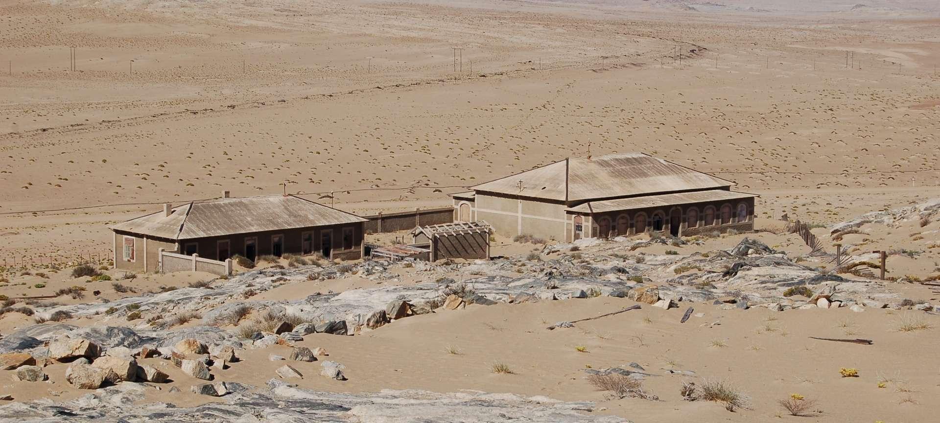 Kolmanskop - Africa Wildlife Safaris