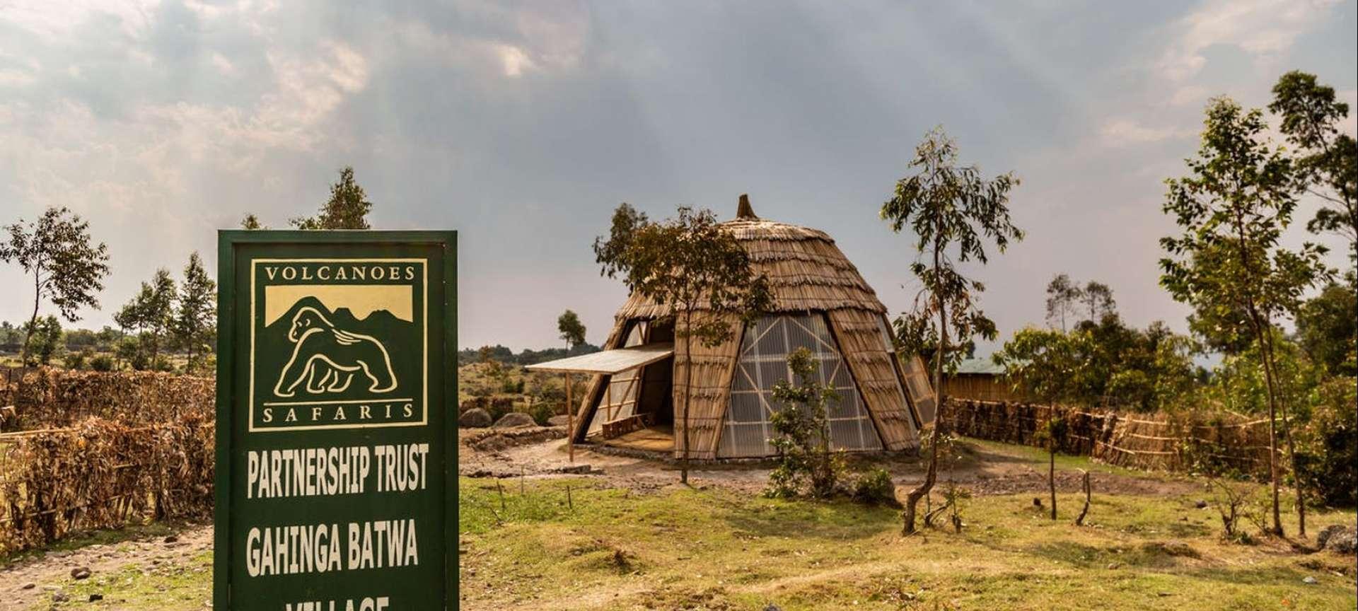 Mgahinga Gorilla National Park - Africa Wildlife Safaris