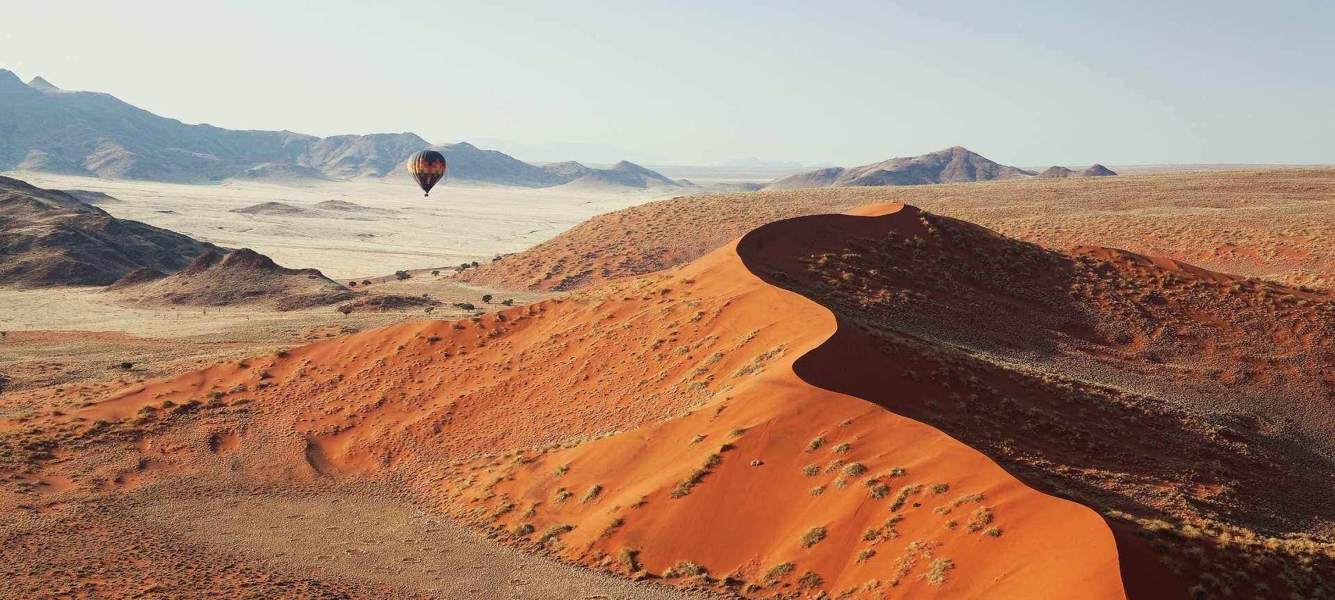 Namib Desert - Africa Wildlife Safaris
