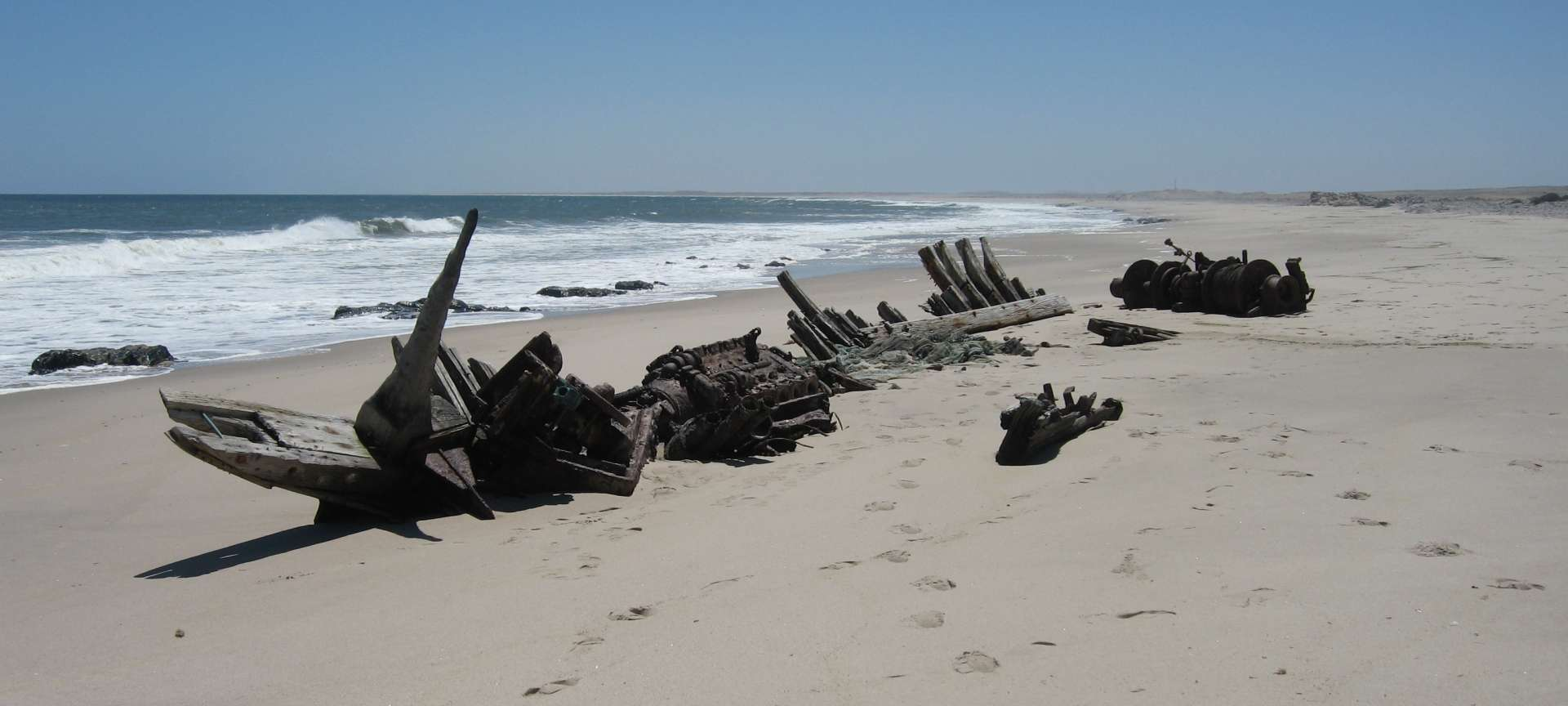 Skeleton Coast - Africa Wildlife Safaris