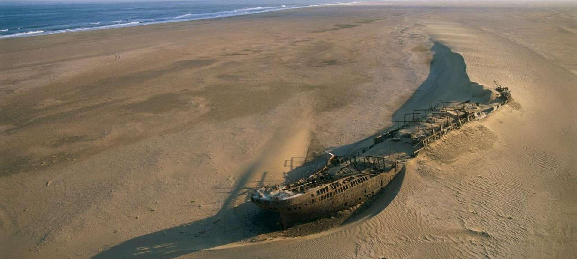 Skeleton Coast - Africa Wildlife Safaris