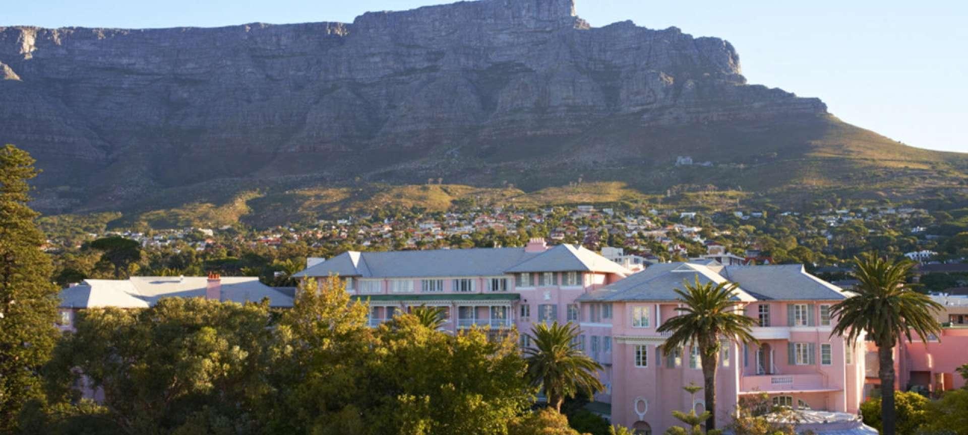 Cape Town City Bowl - Africa Wildlife Safaris