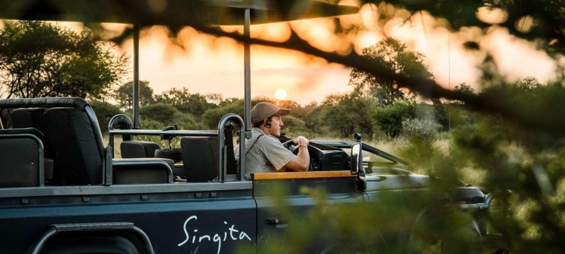 Singita Concession - Africa Wildlife Safaris