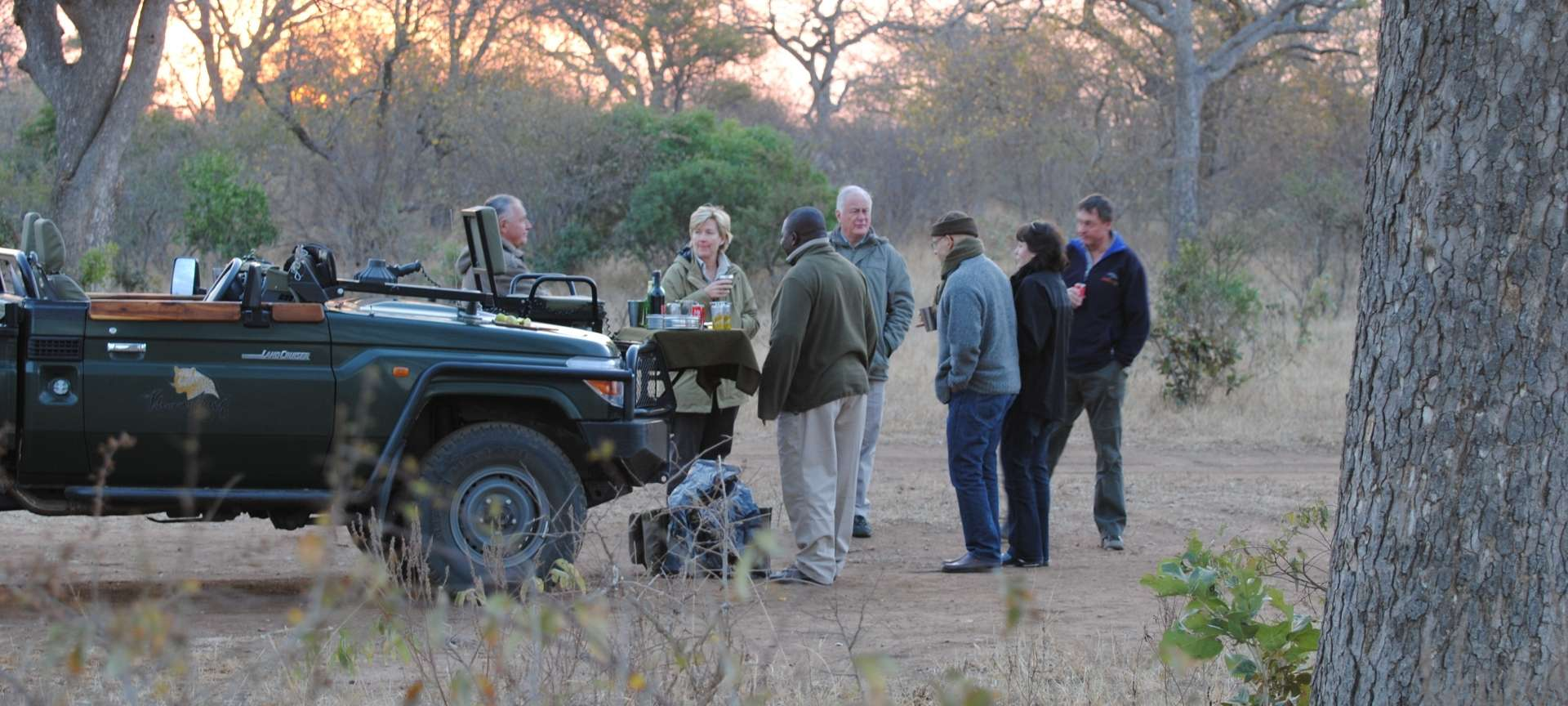 Thornybush Game Reserve - Africa Wildlife Safaris