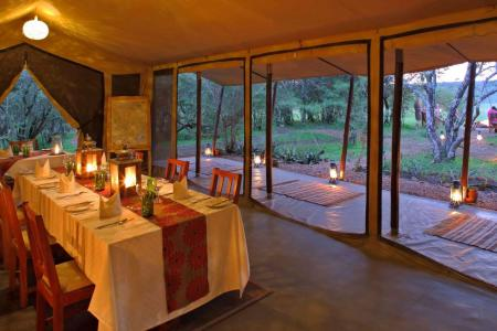 Encounter Mara Camp